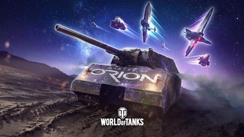 Wargaming открывает бесплатный доступ в Master of Orion всем игрокам World of Tanks