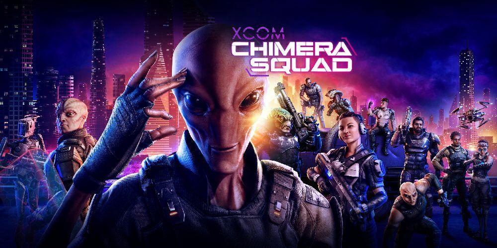 XCOM: Chimera Squad выйдет совсем скоро