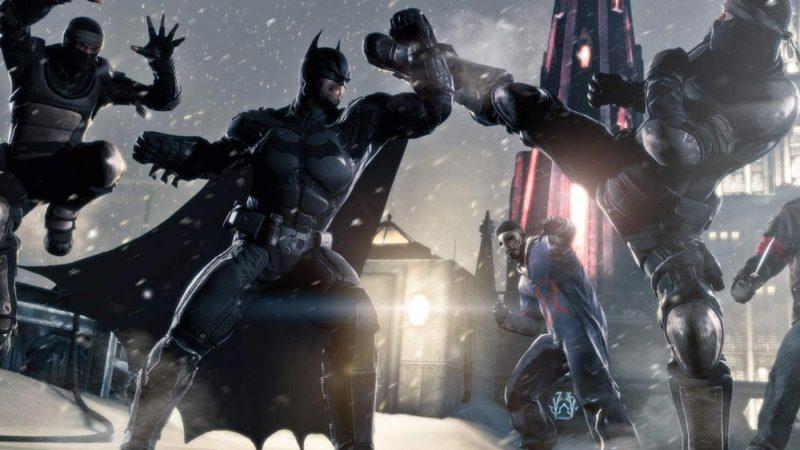 В сети появились арты из отменённых игр Warner Bros Montreal