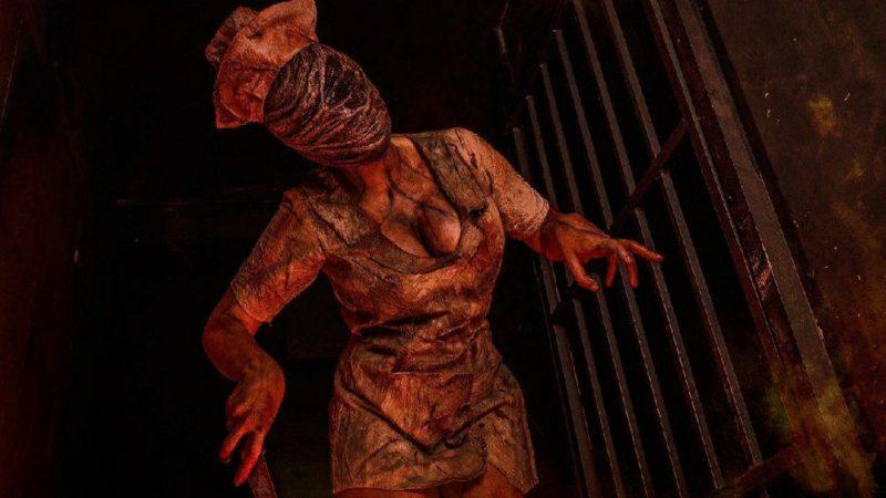 Новый Silent Hill в работе