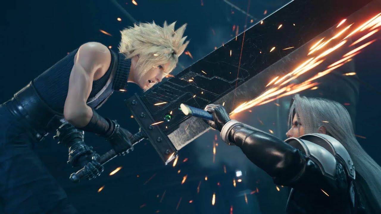 Финальный трейлер Final Fantasy VII Remake