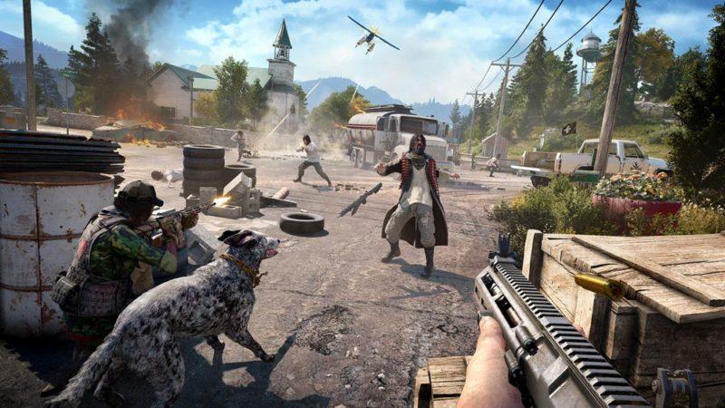 Бука распродает Far Cry
