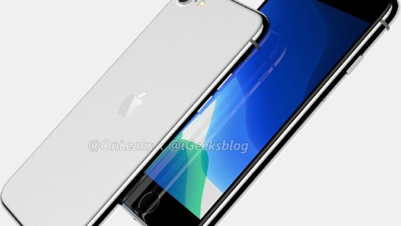 iPhone SE 2 анонсируют через 2 недели