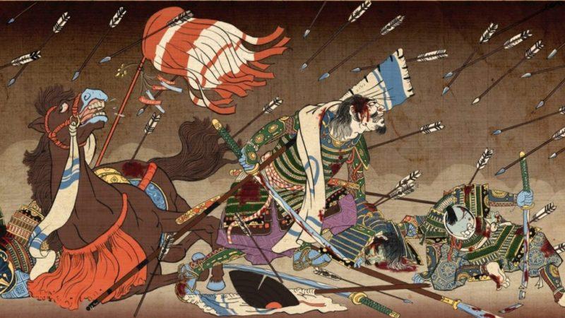 """Total War: Shogun 2 за """"Спасибо"""""""