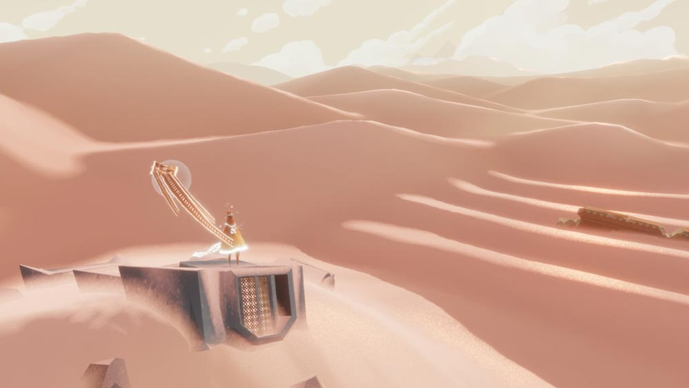 Journey приходит в Steam