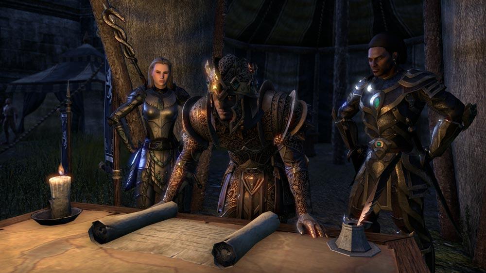 Бесплатные выходные в The Elder Scrolls Online на всех платформах