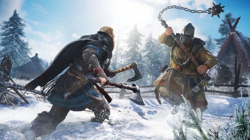 Бои в новой Assassin's Creed станут еще красочнее – в игре появится расчленёнка