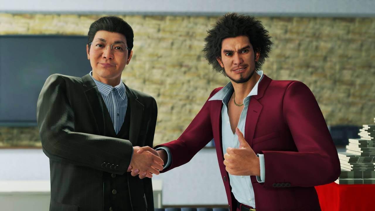 Yakuza: Like a Dragon появится на PC