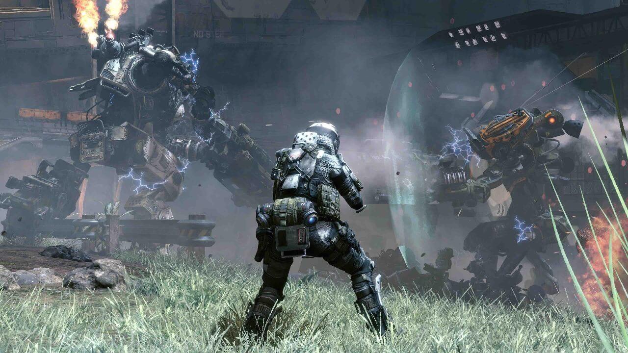 Полное издание Titanfall 2 в Origin отдают за 199 рублей