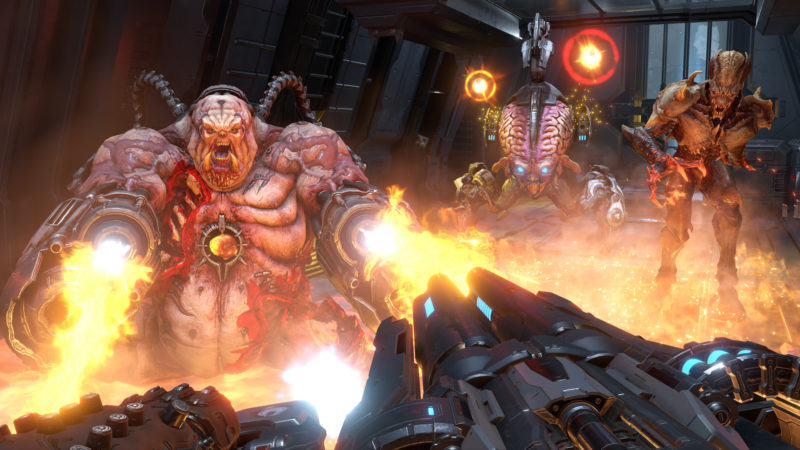 idSoftware удаляет Denuvo Anti-Cheat из DOOM Eternal