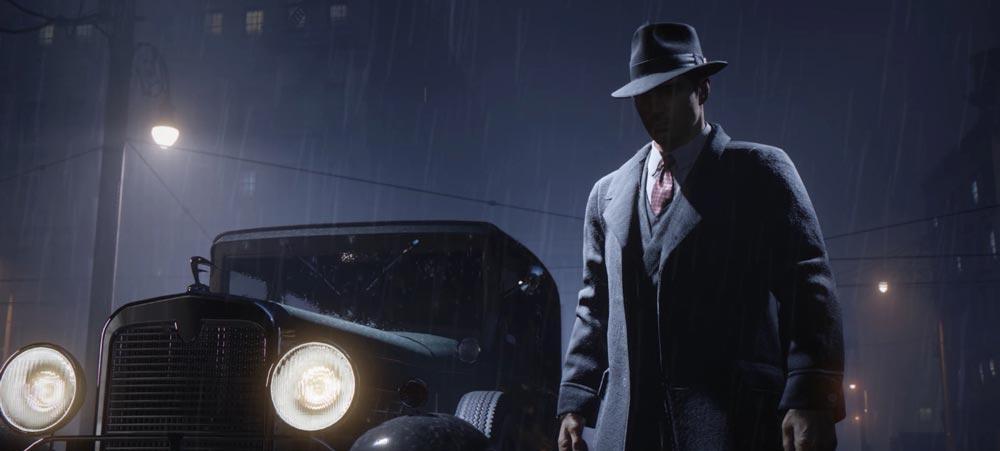 Трилогию Mafia официально представят официально совсем скоро