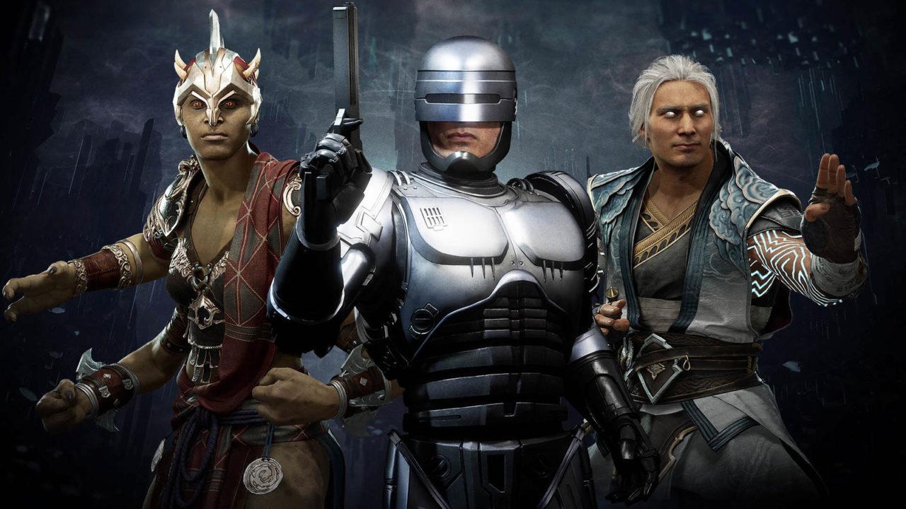 Mortal Kombat 11 получит сюжетное дополнение