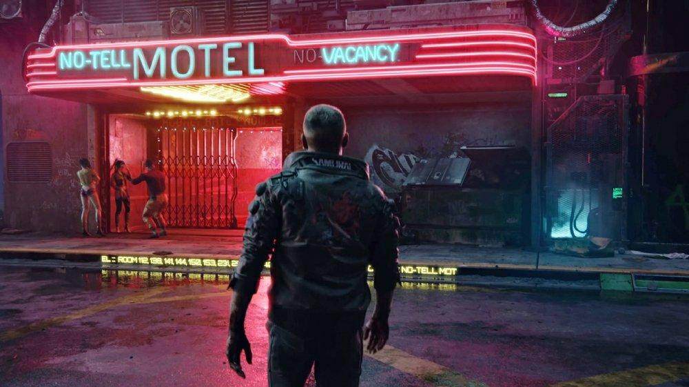 Cyberpunk 2077 не будет доступен на старте в Xbox Game Pass