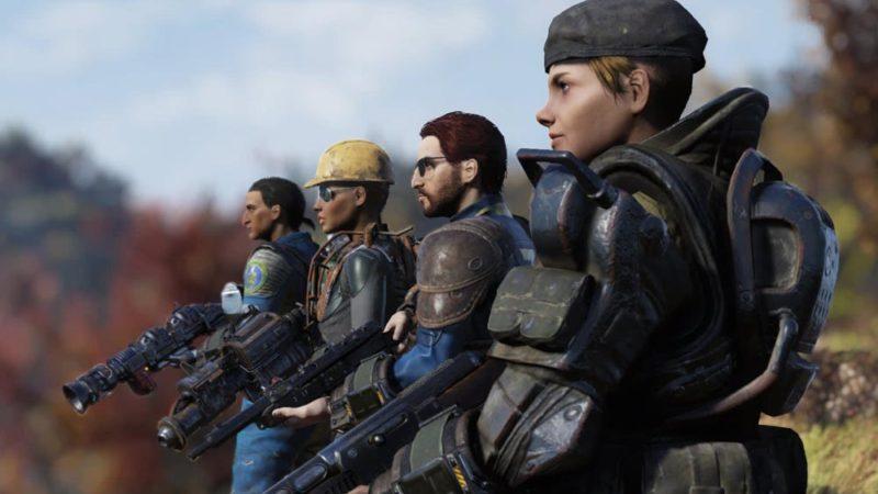 В Fallout 76 появятся сезоны