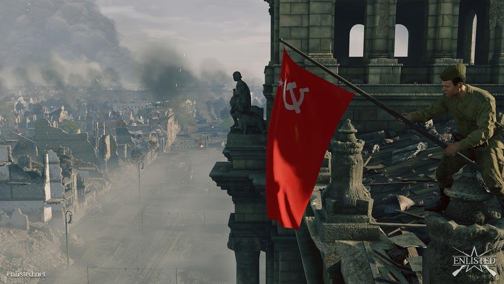 Штурм бункера фюрера пройдет в эти выходные в Enlisted