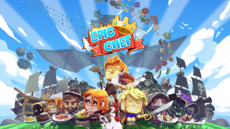 Team 17 анонсировала скорый выход Epic Chef