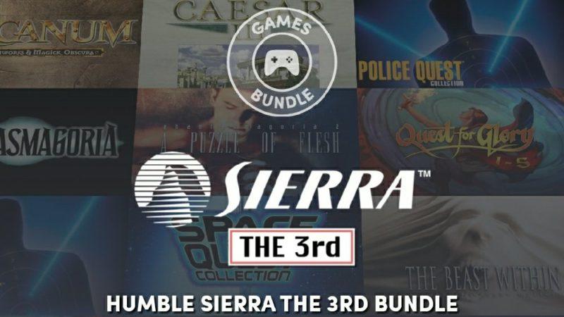 В Humble Bundle продают набор игр Sierra