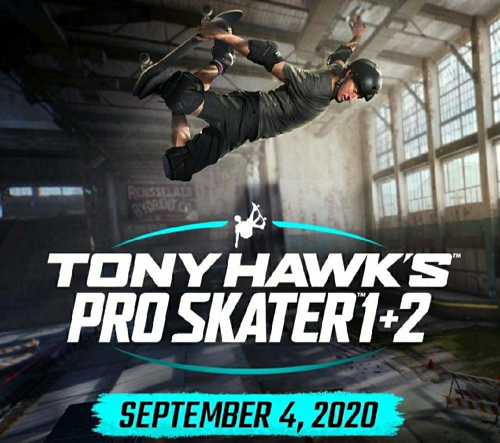 Официально представлен ремастер Tony Hawks Pro Skater