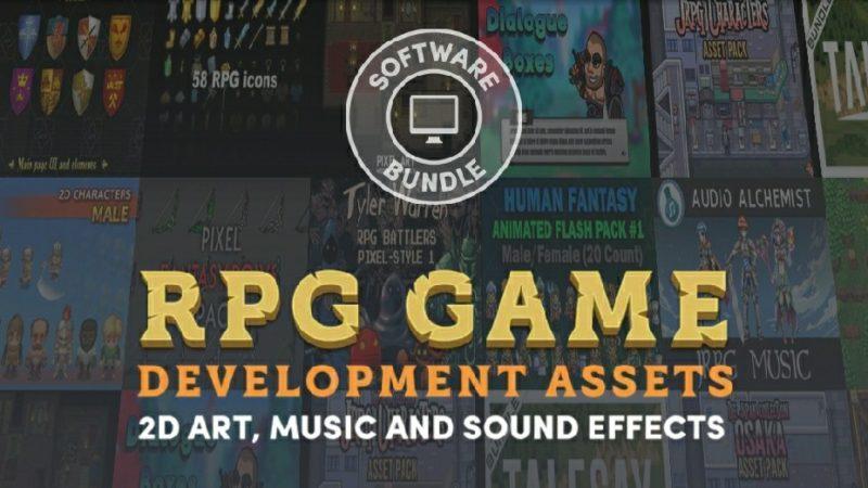 В Humble Bundle новая подборка для разработчиков игр