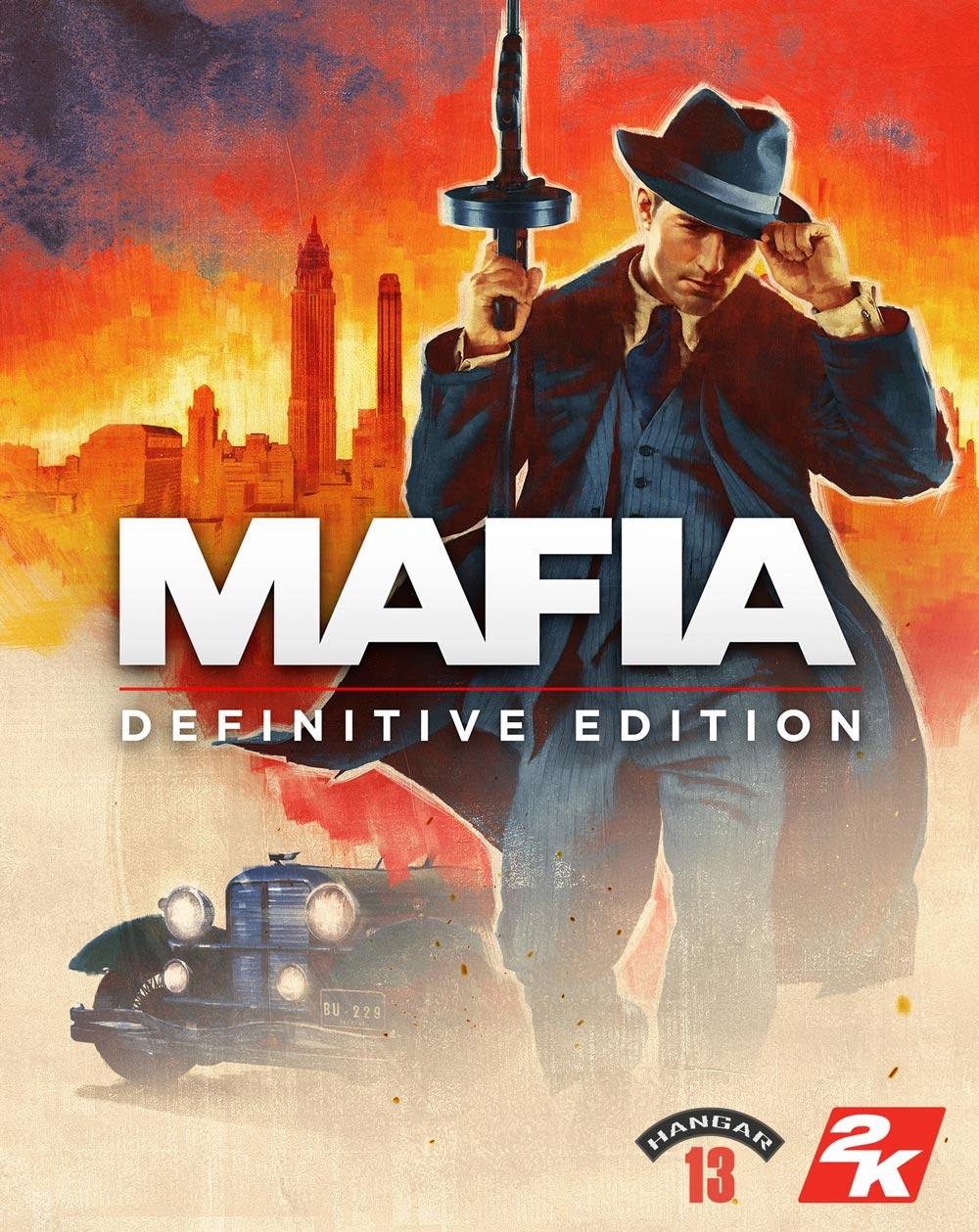 В сети появились 15 минут геймплея ремейка Mafia