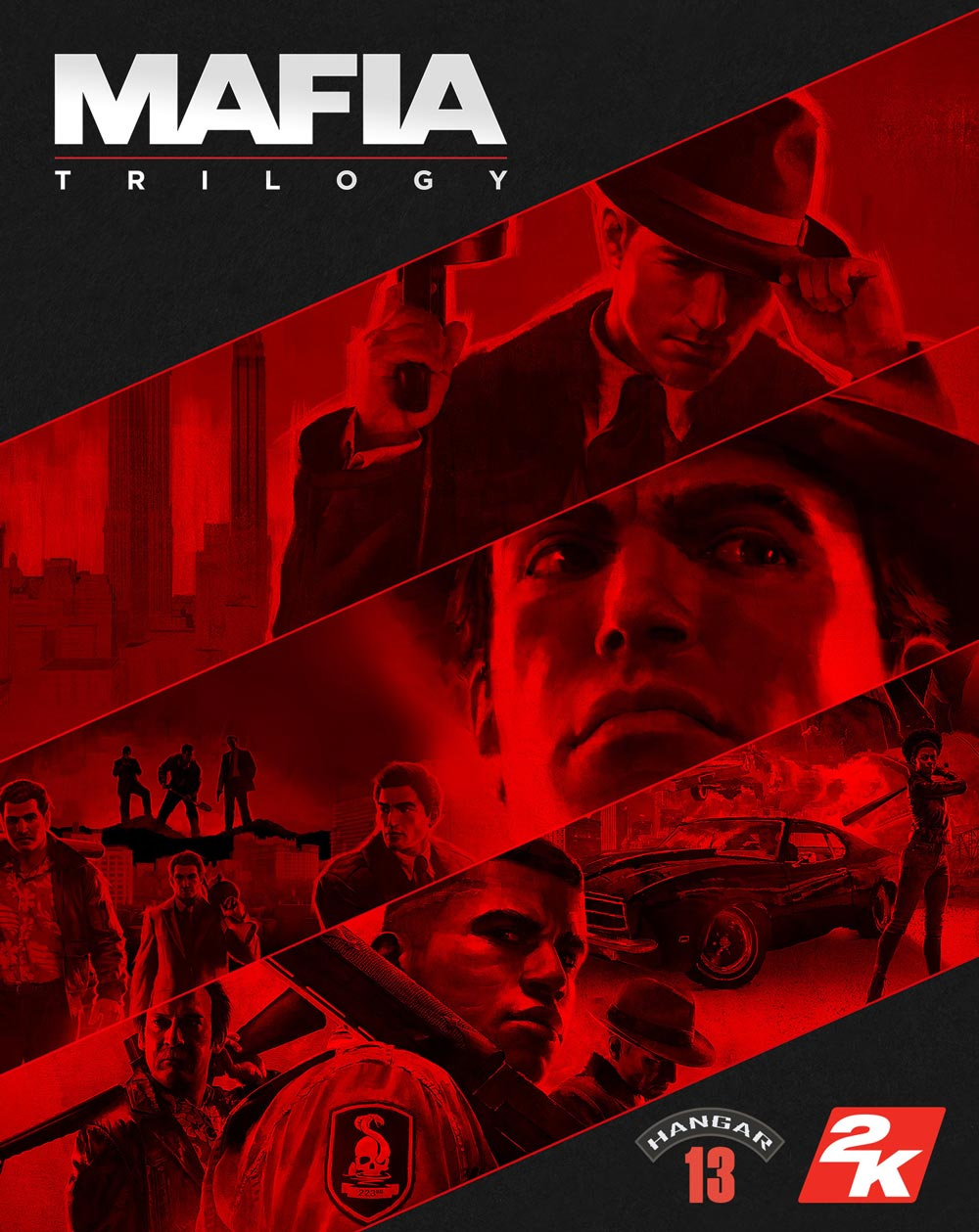2K Games представила трилогию Mafia
