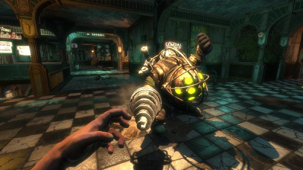 Сайт 2K намекает на новый BioShock