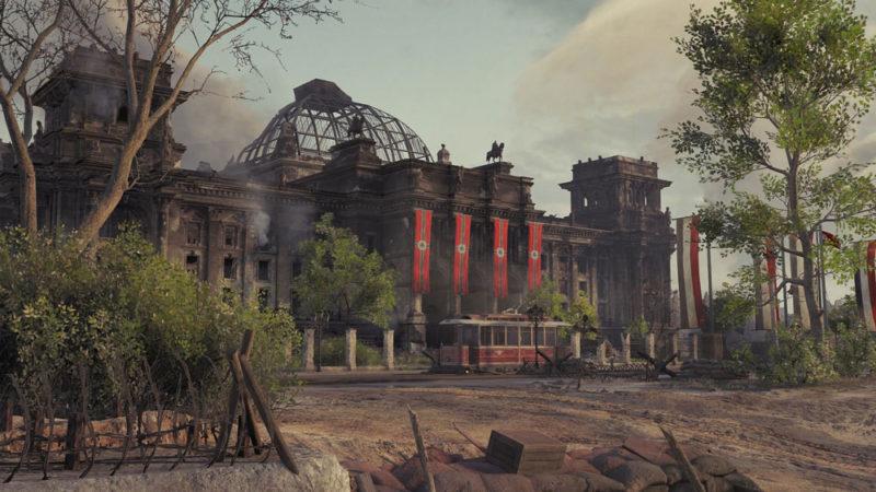 World of Tanks воссоздали Берлин времен конца Второй мировой войны