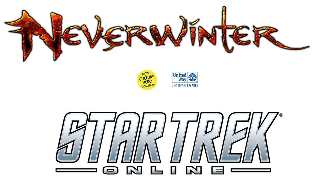 Neverwinter и Star Trek Online объединяются для всемирной программы поддержки