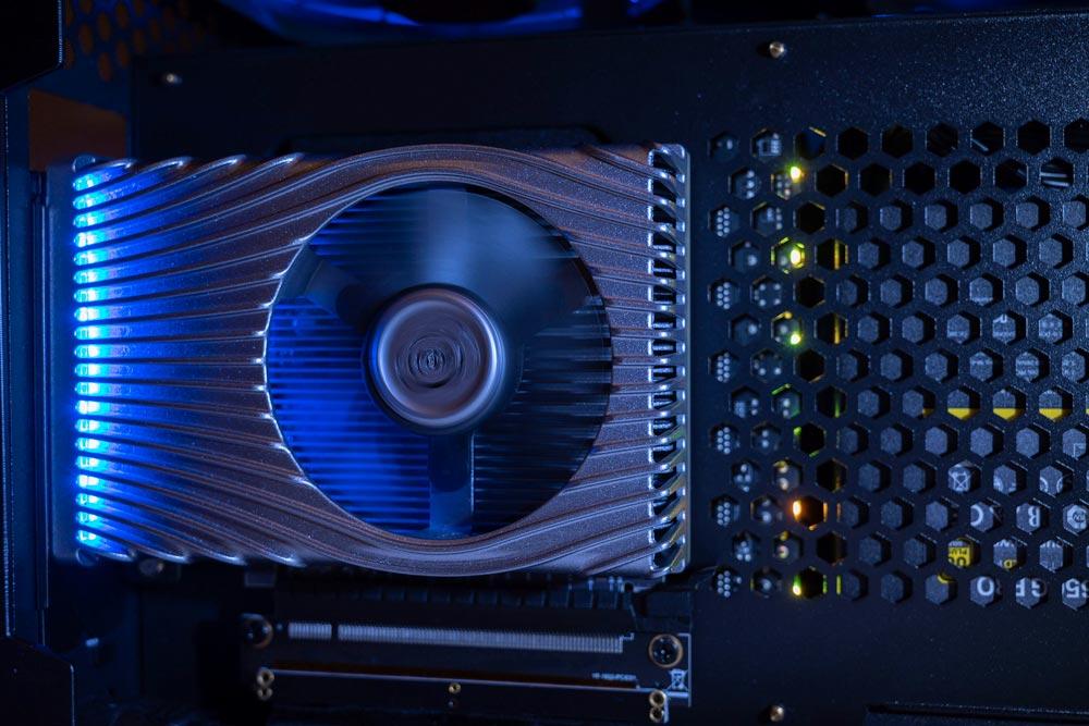 Новые подробности о видеокарте Intel