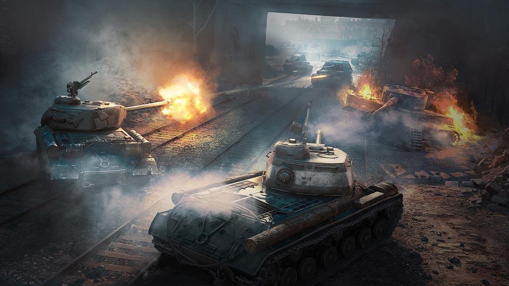 World of Tanks отметит 75-летие Победы новым PvE-режимом