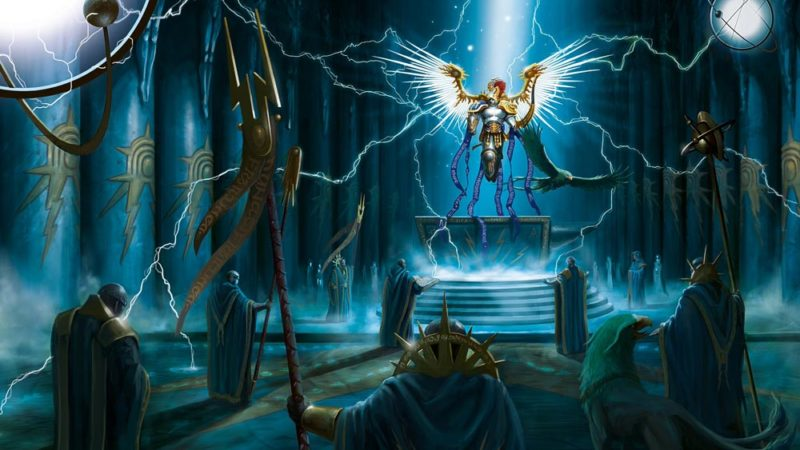 Frontier Developments выпустит игру по Warhammer