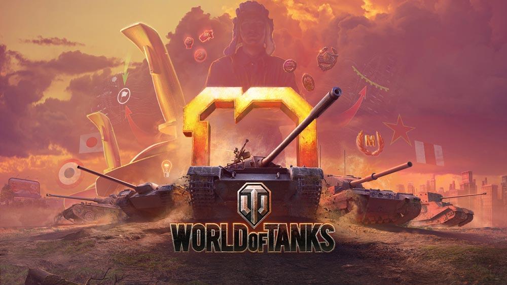 10 интересных фактов о World of Tanks к 10-летию игры
