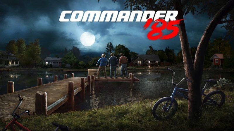 Commander '85 получил нужную сумму