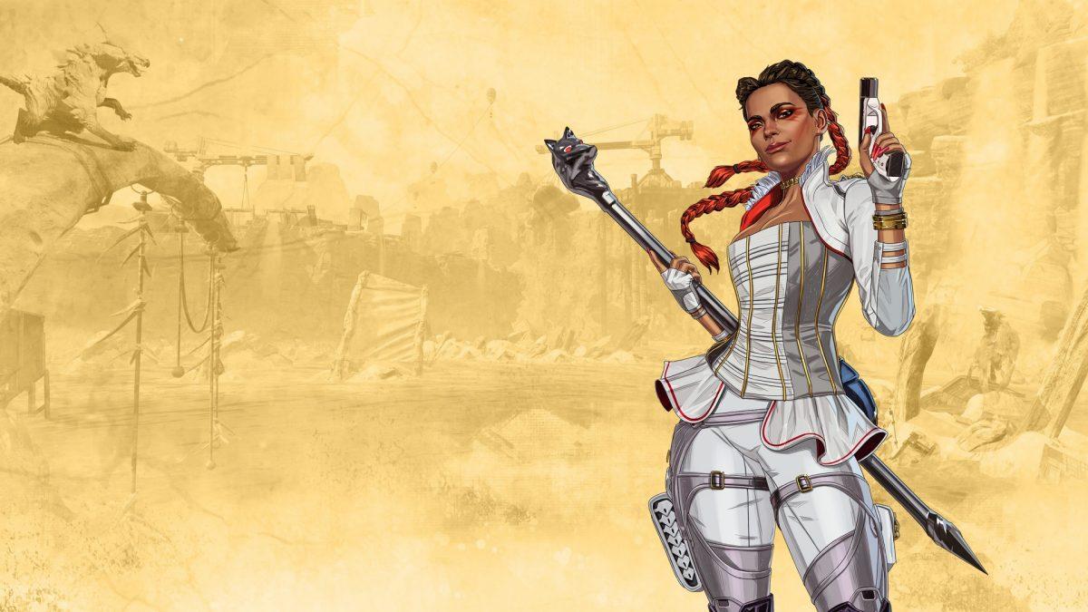 Новый боевой пропуск Apex Legends