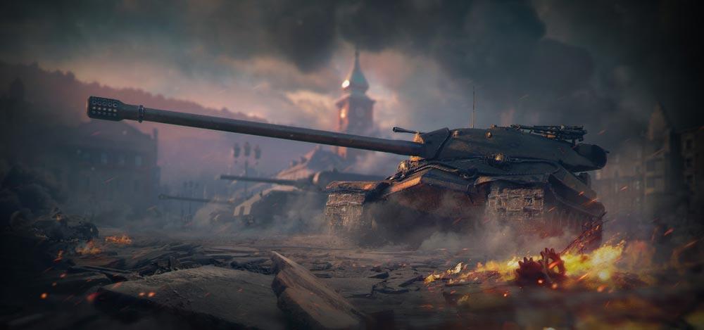 World of Tanks проводит международный онлайн-турнир «Время танков. Битва взводов»
