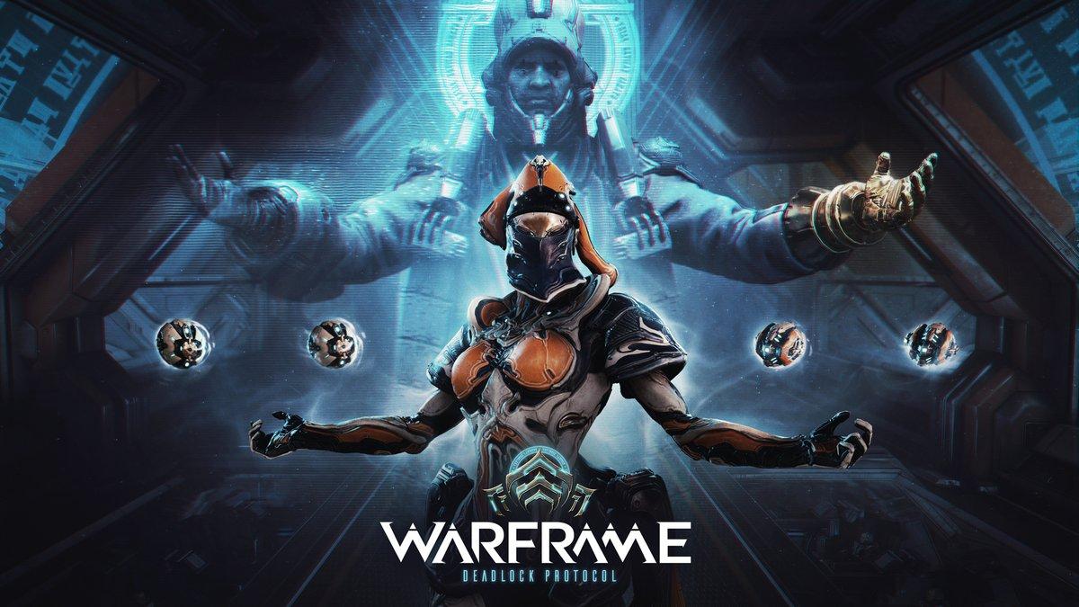 Трейлер обновления Warframe – The Deadlock Protocol