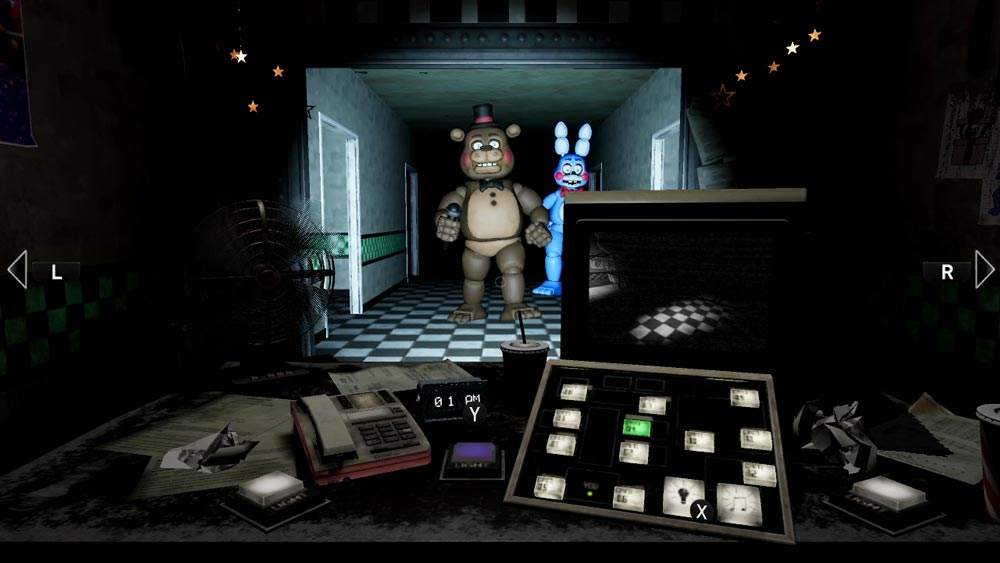 Five Nights at Freddy's: Help Wanted выходит на Nintendo Switch