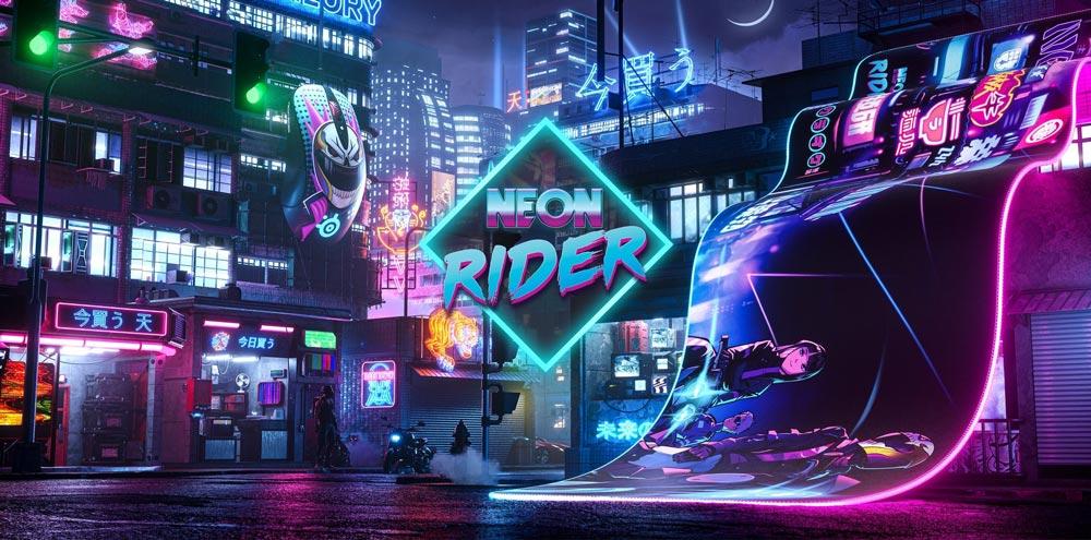 SteelSeries выпустила мышь в стиле Neon Rider