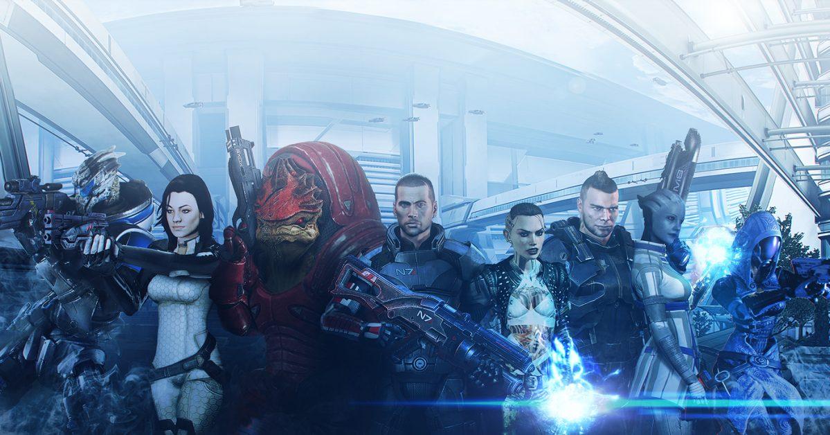 Слух: ремастеру трилогии Mass Effect быть