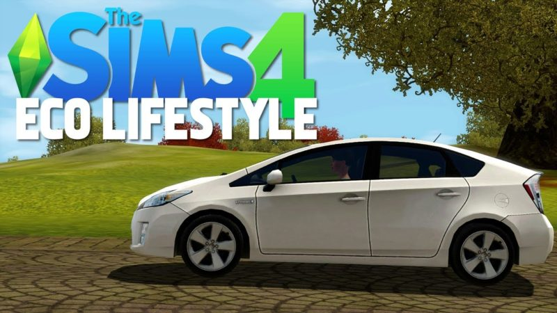 Новое DLC для Sims 4