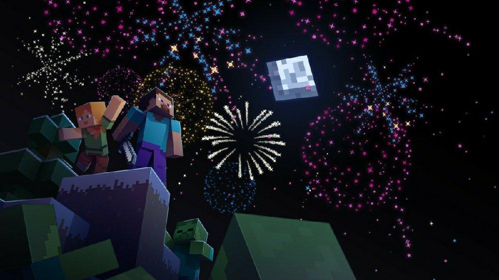 Microsoft продала 200 миллионов копий Minecraft