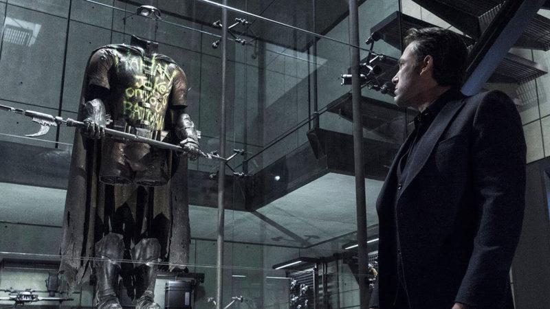 Зак Снайдер подтвердил, что в киновселенной DC мёртвым Робином является Дик Грейсон