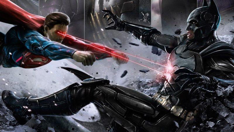 На PlayStation 4, Xbox 360 и PC бесплатно можно забрать Injustice: Gods Among Us