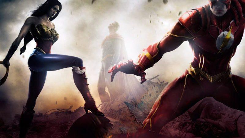 Все в сборе: Injustice: Gods Among Us теперь можно забрать и в Steam