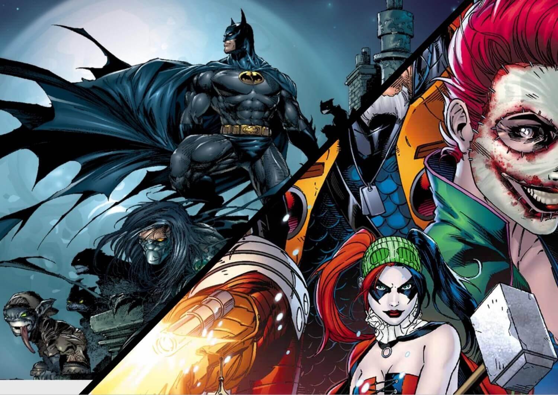 В сети появились новые слухи касательно новых игр про Бэтмена и Отряд Самоубийц