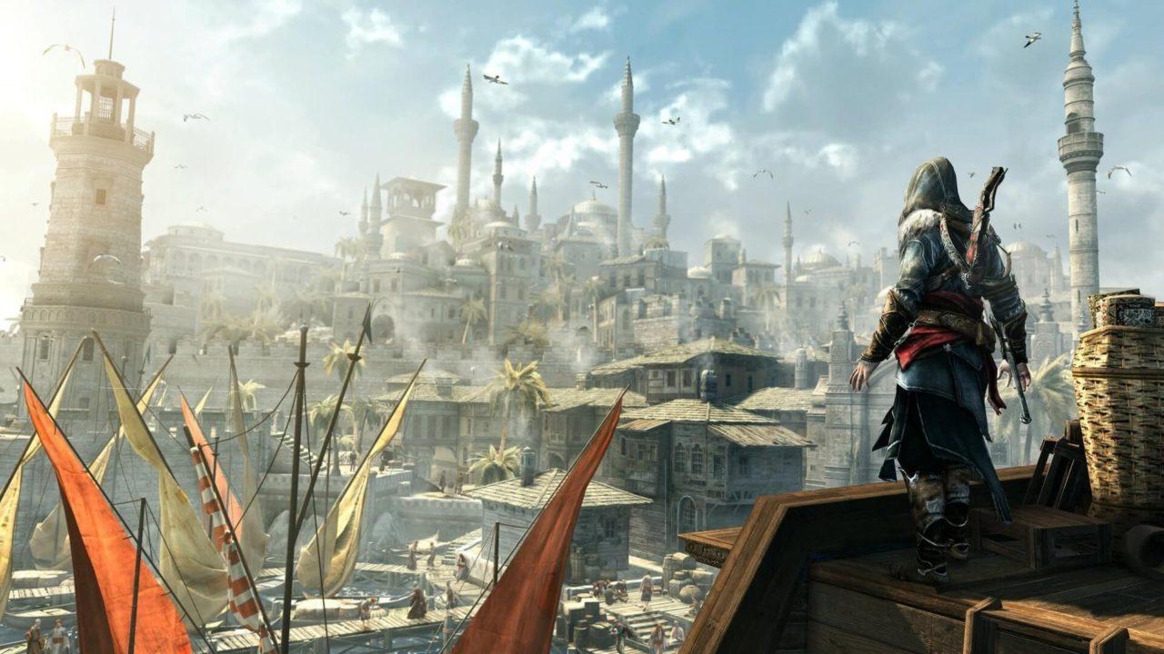 Трейлер Assassin's Creed: Revelations в стилистике LEGO