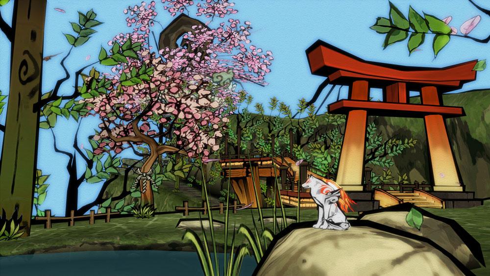 Продолжение Okami может появится благодаря Икуми Накамура