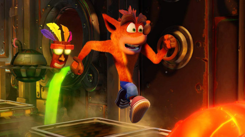Подробности о Crash Bandicoot 4: It's About Time и обложка утекли в сеть