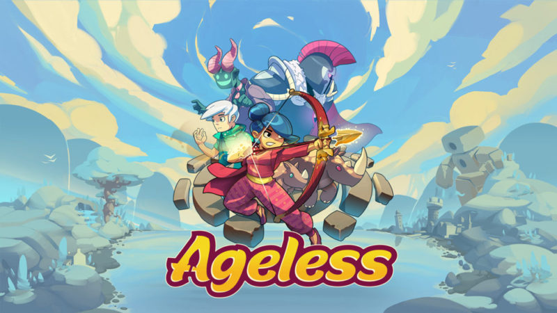 ageless game logo