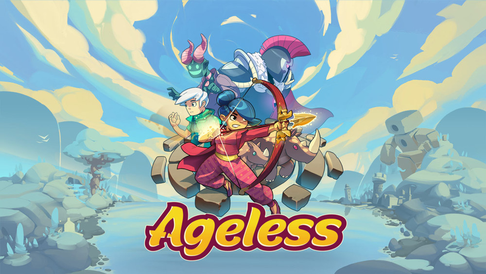 ageless game logo